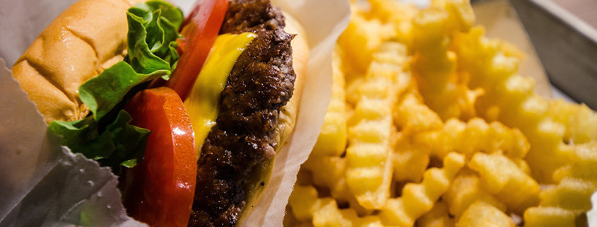 fast casual - shake shack