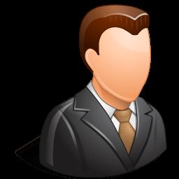 atendimento ao cliente vetor gravata