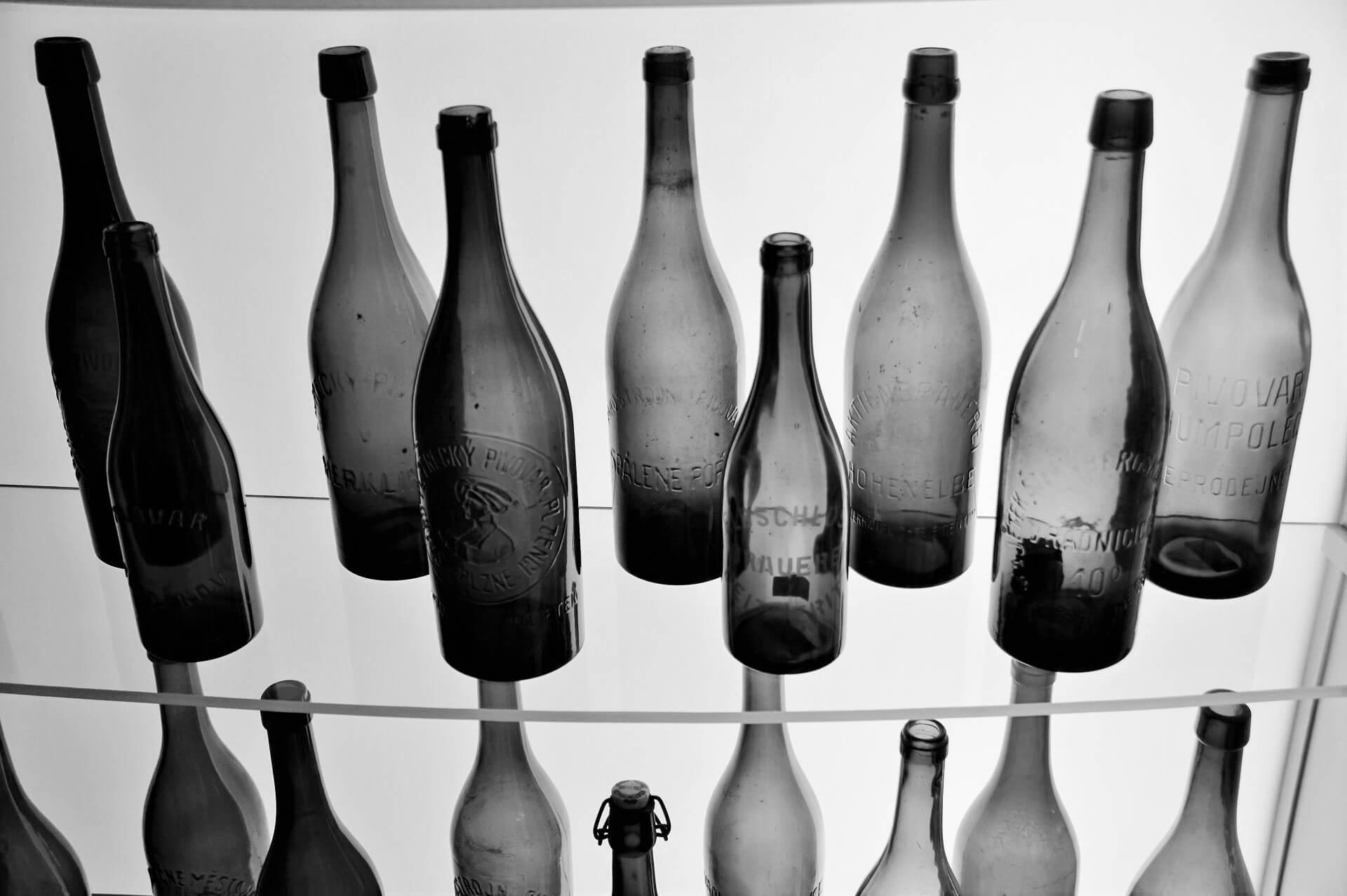 garrafa de bar