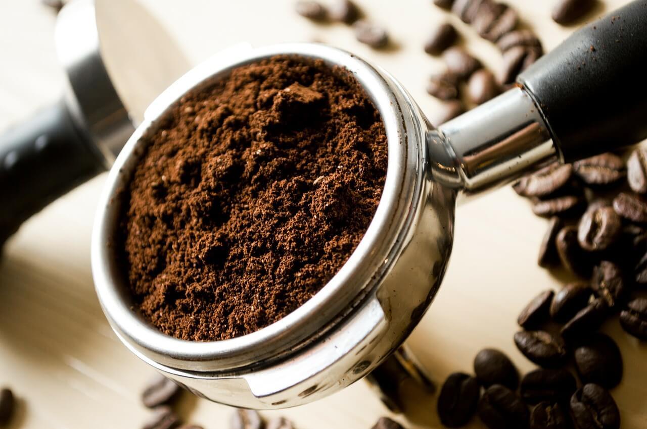 como abrir uma cafeteria - café moído