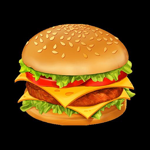 desperdício de alimentos - hamburguer