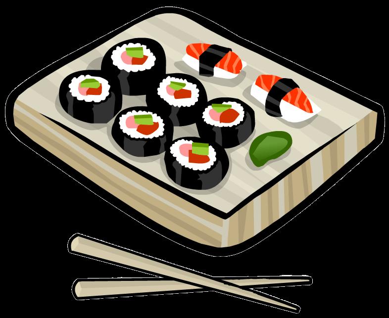 como montar um restaurante japonês - combo