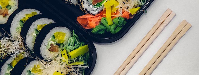 como montar um restaurante japonês