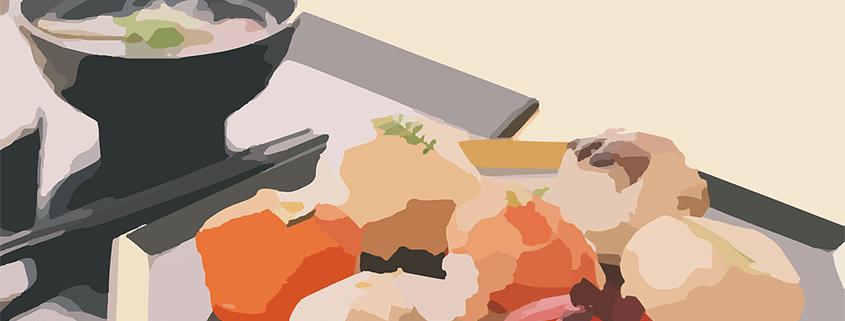 comida japonesa online - capa